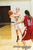 NBHS Girls JV Basketball vs Coquille - 0012