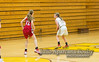 NBHS Girls JV Basketball vs Coquille - 0005