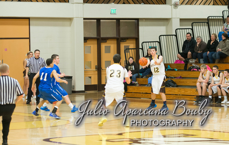 NBHS Boys Basketball vs Sutherlin - 0356