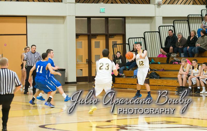 NBHS Boys Basketball vs Sutherlin - 0356
