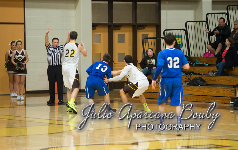 NBHS Boys Basketball vs Sutherlin - 0479
