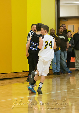 NBHS Boys Basketball vs Sutherlin - 0001