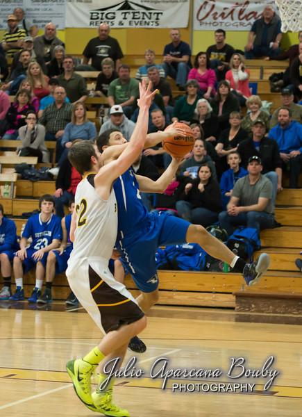 NBHS Boys Basketball vs Sutherlin - 0454