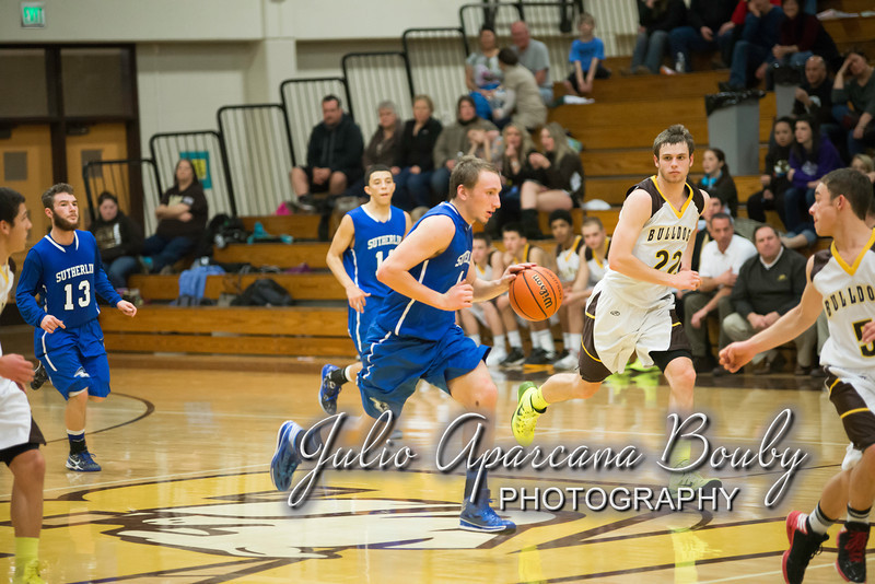 NBHS Boys Basketball vs Sutherlin - 0382
