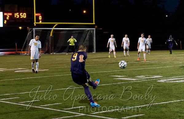 NBHS Boys Soccer vs MHS - 0224