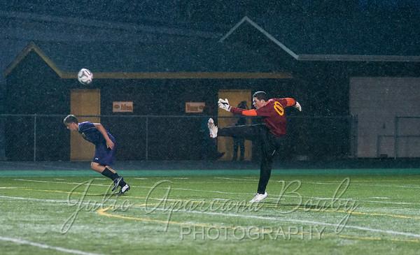 NBHS Boys Soccer vs MHS - 0221