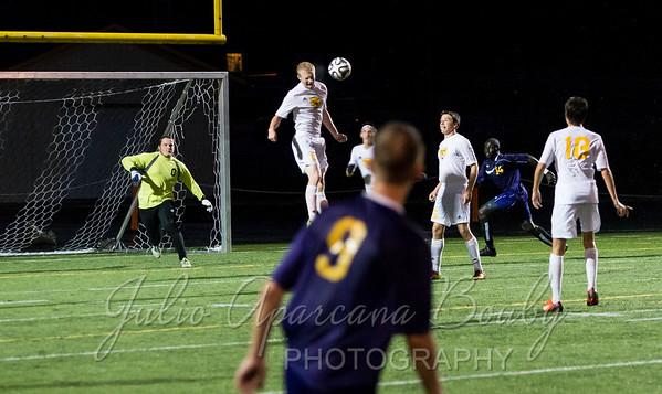 NBHS Boys Soccer vs MHS - 0226