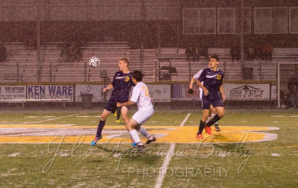NBHS Boys Soccer vs MHS - 0468
