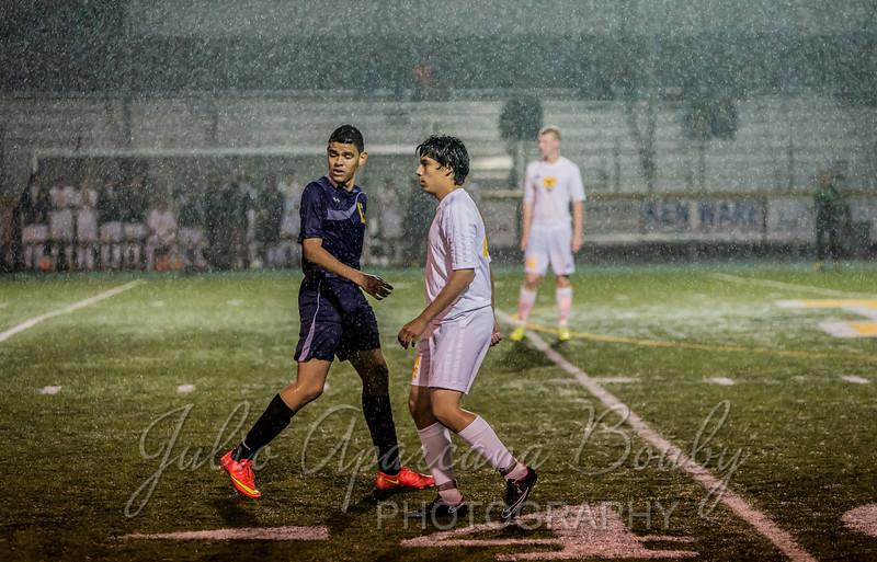 NBHS Boys Soccer vs MHS - 0458