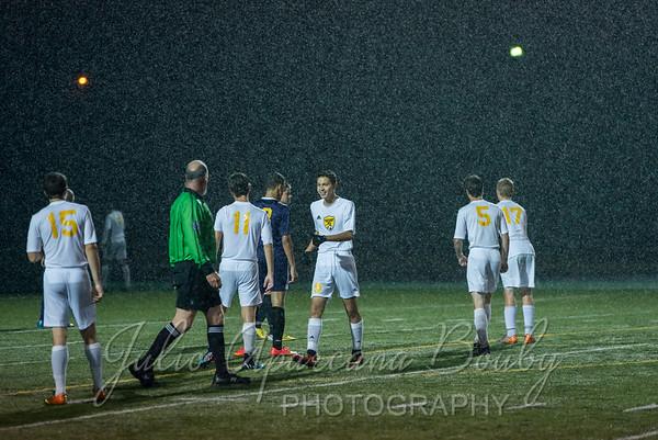 NBHS Boys Soccer vs MHS - 0413