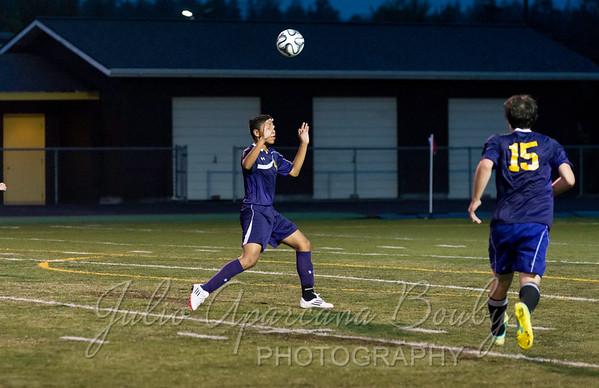 NBHS Boys Soccer vs MHS - 0131