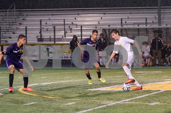 NBHS Boys Soccer vs MHS - 0319