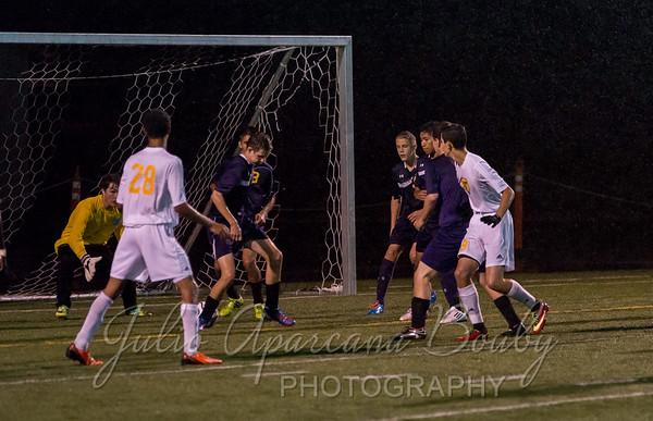 NBHS Boys Soccer vs MHS - 0415