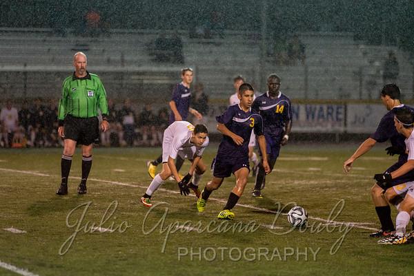 NBHS Boys Soccer vs MHS - 0394