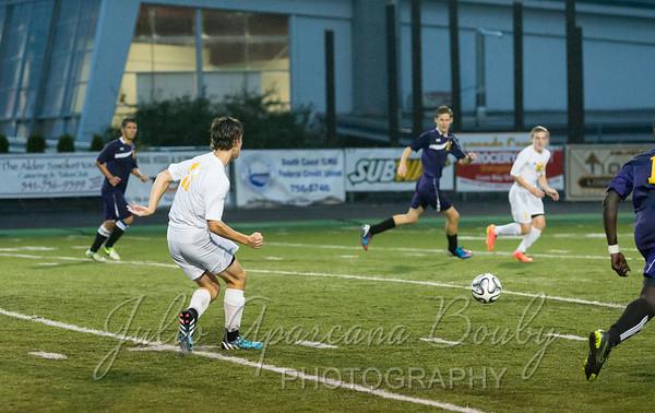 NBHS Boys Soccer vs MHS - 0105