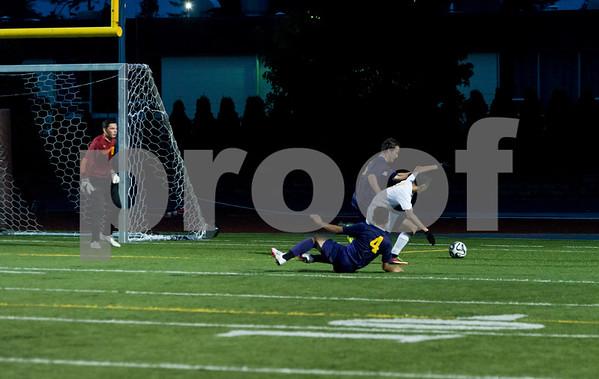 NBHS Boys Soccer vs MHS - 0149