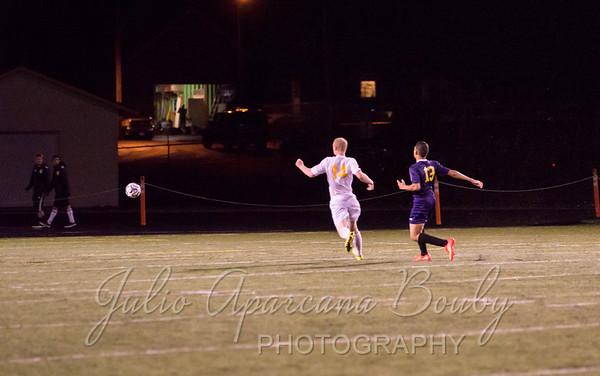 NBHS Boys Soccer vs MHS - 0301