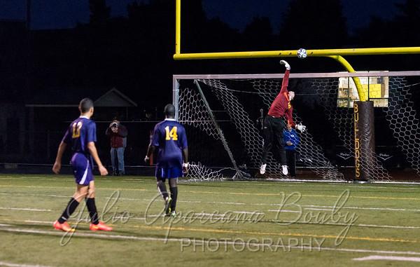 NBHS Boys Soccer vs MHS - 0247