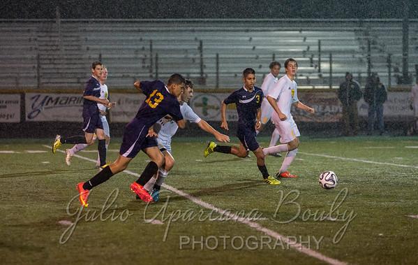 NBHS Boys Soccer vs MHS - 0370