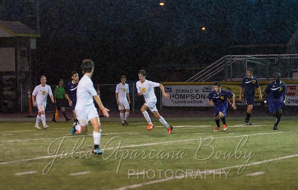NBHS Boys Soccer vs MHS - 0206