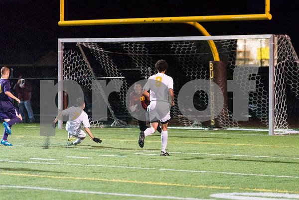 NBHS Boys Soccer vs MHS - 0261