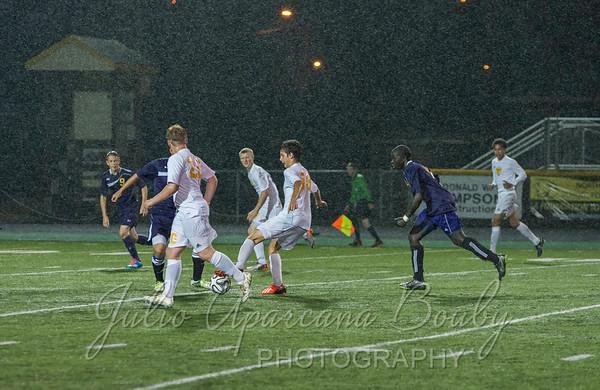 NBHS Boys Soccer vs MHS - 0355