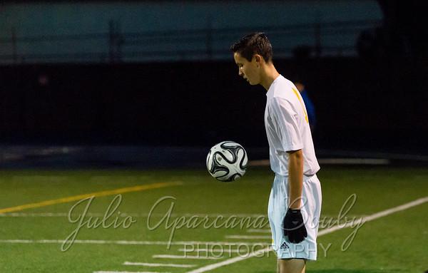 NBHS Boys Soccer vs MHS - 0213