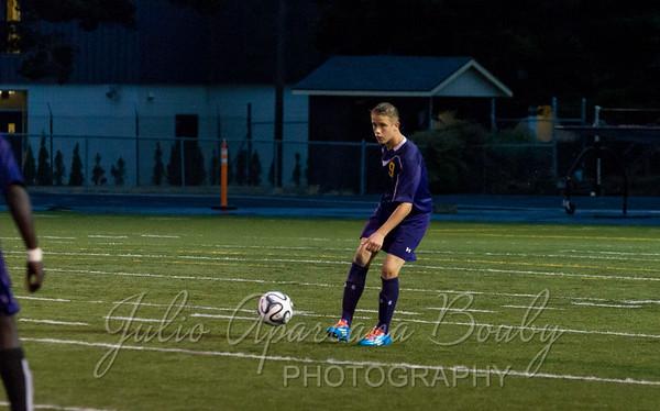 NBHS Boys Soccer vs MHS - 0109