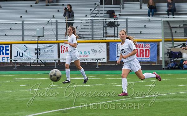 NBHS Girls Soccer vs MHS - 0121