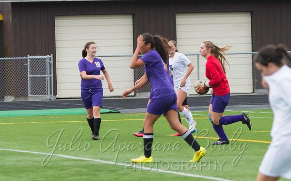 NBHS Girls Soccer vs MHS - 0103