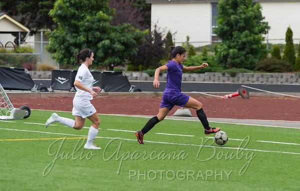 NBHS Girls Soccer vs MHS - 0105