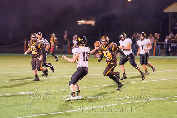 North Bend High School Football - 0680