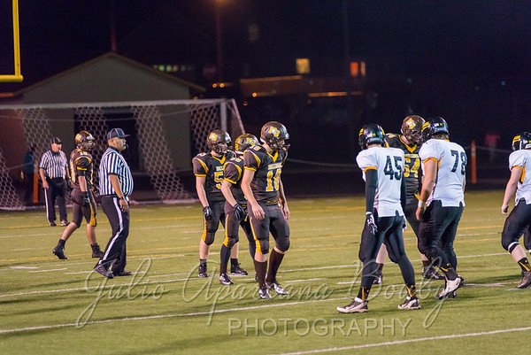 North Bend High School Football - 0668