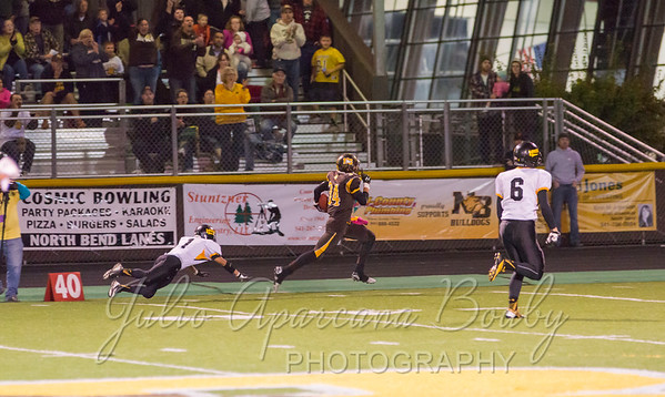 North Bend High School Football - 0701
