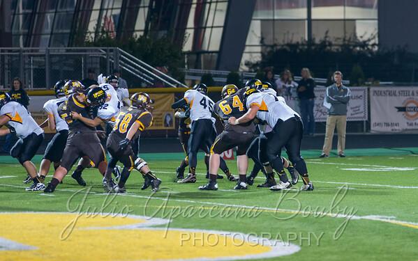 North Bend High School Football - 0722