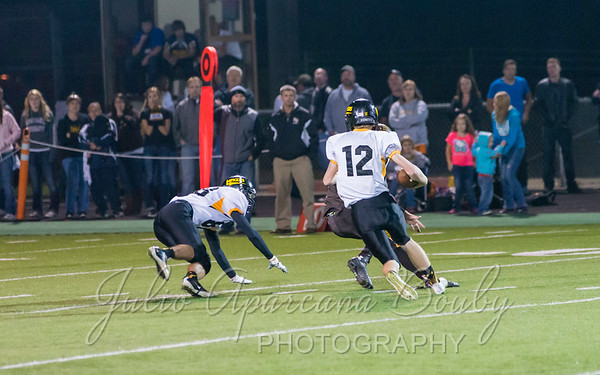 North Bend High School Football - 0672