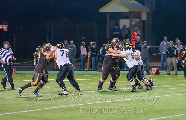 North Bend High School Football - 0675
