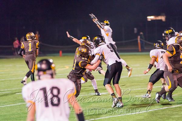 North Bend High School Football - 0700