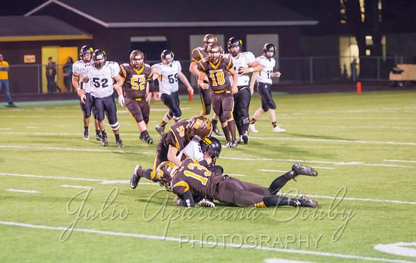 North Bend High School Football - 0726