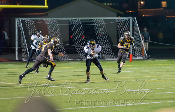 North Bend High School Football - 0682