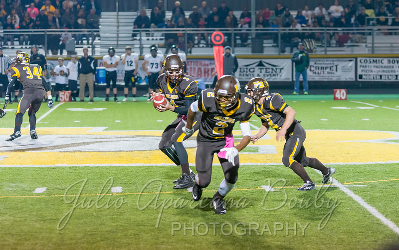 North Bend High School Football - 0445