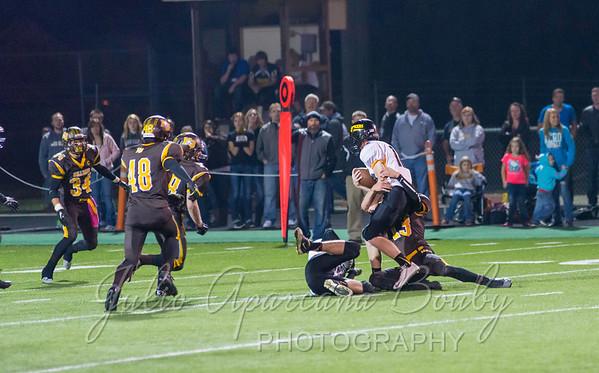 North Bend High School Football - 0673