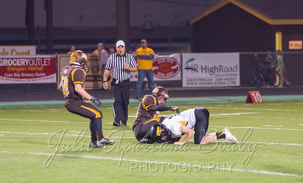 North Bend High School Football - 0723