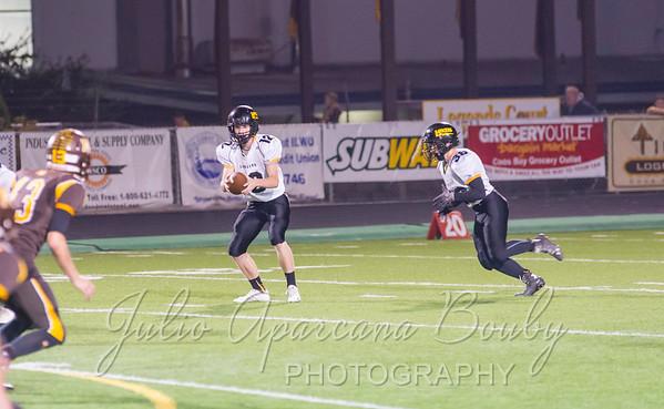 North Bend High School Football - 0721