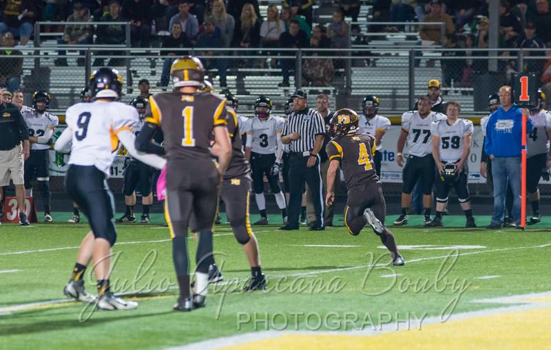 North Bend High School Football - 0458