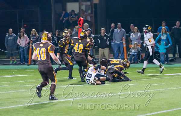 North Bend High School Football - 0674