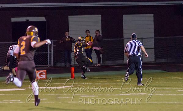 North Bend High School Football - 0706