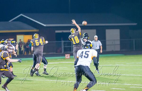 North Bend High School Football - 0725