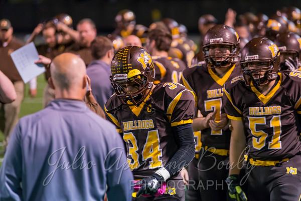 North Bend High School Football - 0707