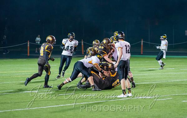North Bend High School Football - 0667